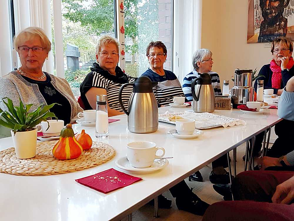 Café Damals am 23. Oktober 2018