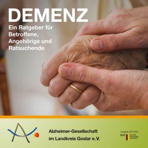 Demenz-Ratgeber 2021 neu erschienen